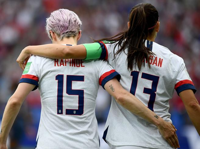 Mondiali femminili, gli USA sono campioni del Mondo! Olanda sconfitta 2-0