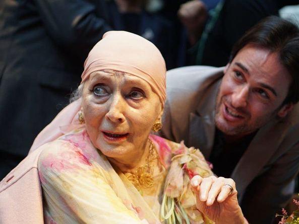 E' morta Valentina Cortese, l'ultima grande diva del cinema