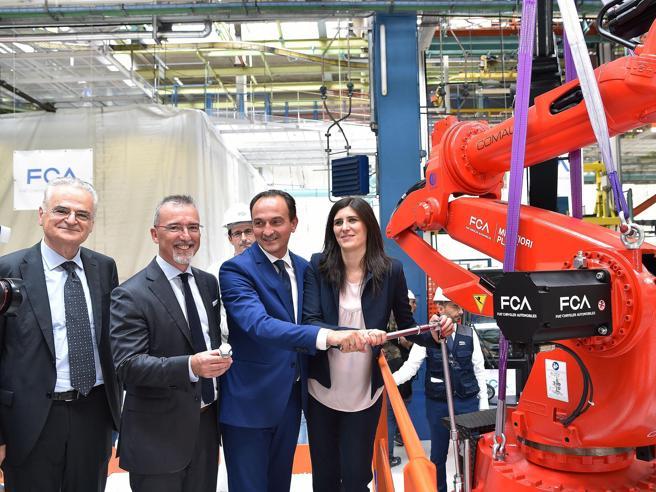 Fiat Chrysler scommette su 500 elettrica, investirà 700 mln euro