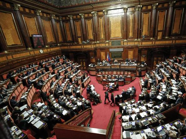 Ok Senato a ddl taglio parlamentari - Politica