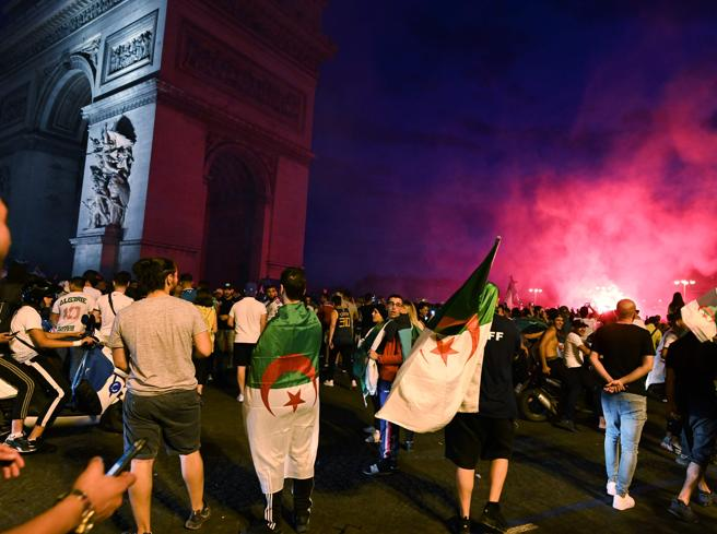 Incidenti dopo la vittoria dell'Algeria in Coppa d'Africa