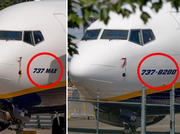 Ryanair cambia nome ai suoi Boeing 737 Max: diventano