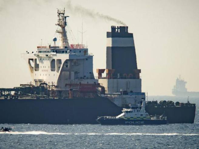YJC: Petroliera sequestrata dai Pasdaran batte la bandiera britannica