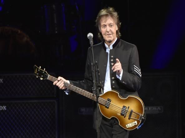 Paul McCartney scritta 'la Vita È Meravigliosa' musical