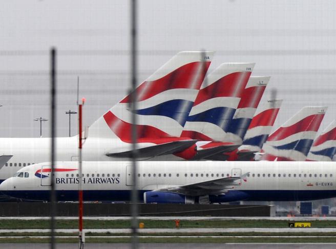 British Airways cancella voli per il Cairo per motivi di