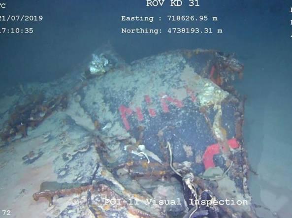 Ritrovato sottomarino scomparso nel 1968, a bordo 52 persone