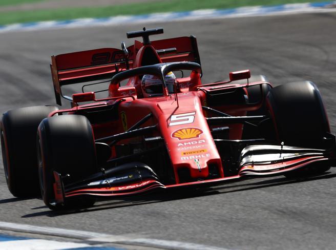 Gp Germania:Ferrari Leclerc parte decima