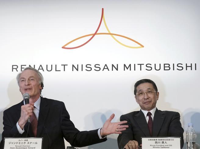 Renault - Fca, si ripensa alla fusione