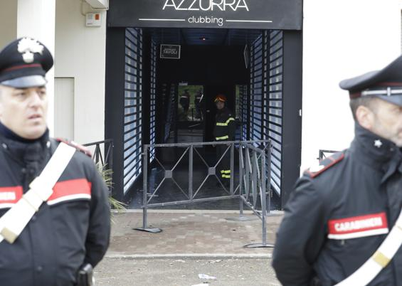 Strage in discoteca a Corinaldo, la banda colpì anche a Mantova