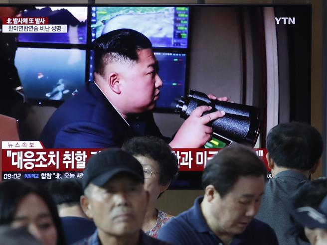 Seul,Corea Nord lancia '2 missili non identificati'