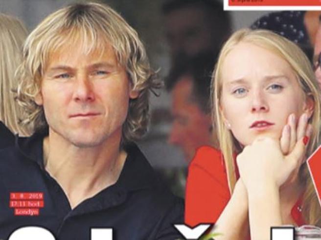 Nuova fidanzata per Pavel Nedved