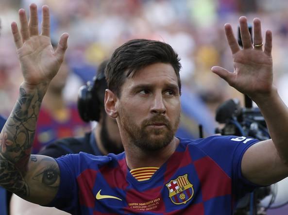 Liga: esordio amaro per il Barcellona, sconfitta a Bilbao e Suarez ko