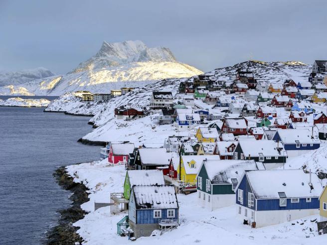 Trump vuole la Groenlandia