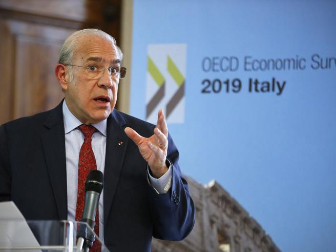 Ocse: nel I trimestre redditi accelerano a +0,6%, Italia +0,5% -2