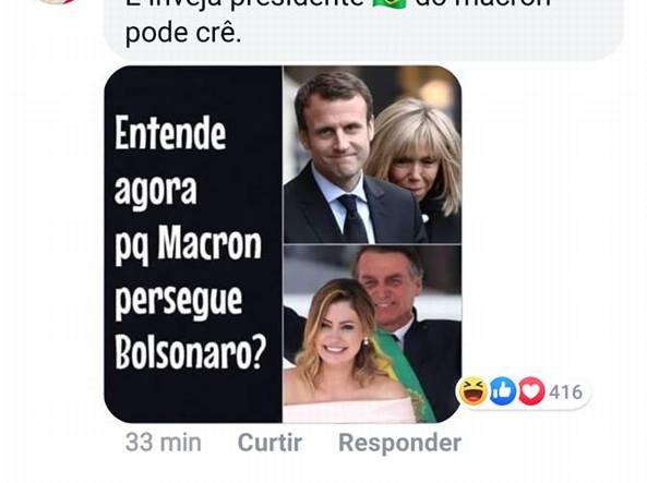 Bolsonaro offende Brigitte Macron È crisi tra Francia e Brasile