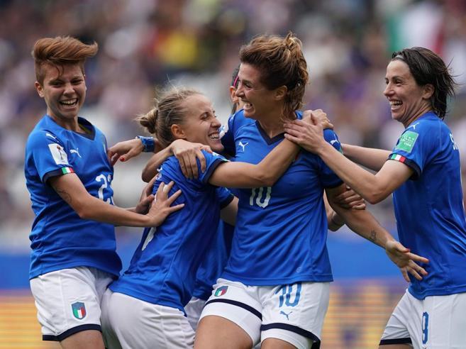 Calcio Femminile, Qualificazioni Europei 2021: l'Italia vince di misura con la Georgia