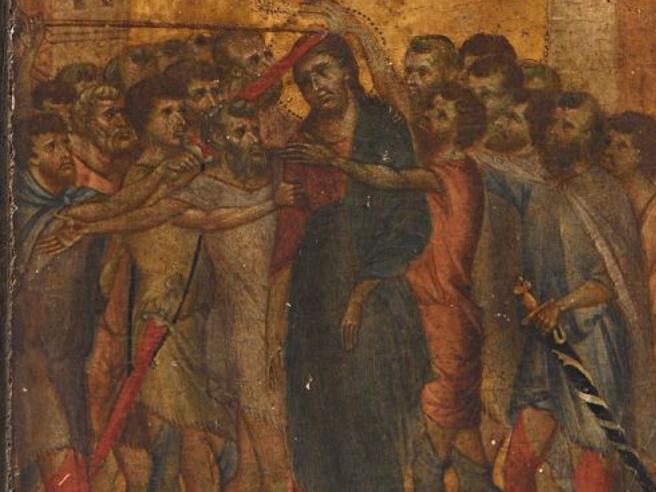 Trovato un quadro di Cimabue