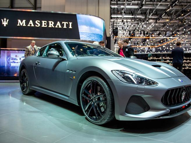 Maserati dà la scossa a Torino