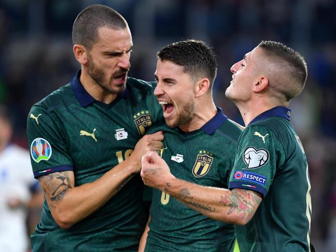 L'Italia è qualificata agli Europei di calcio
