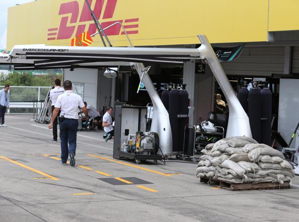 Gp Giappone, Vince Bottas, Mercedes campione del mondo