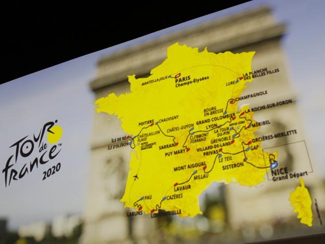 Tour de France 2020, tutte le tappe: altimetria, calendario e percorso