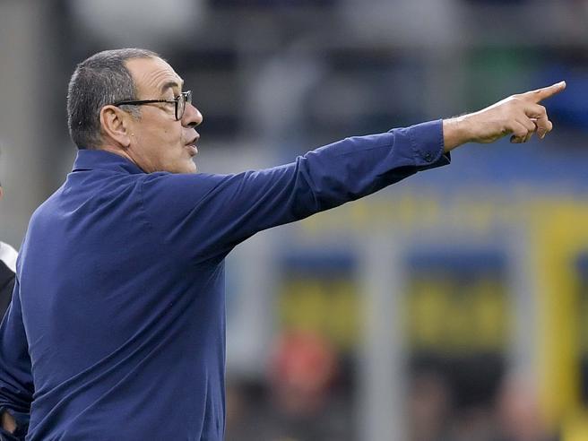 Juventus-Bologna, parla Sarri: la conferenza stampa LIVE