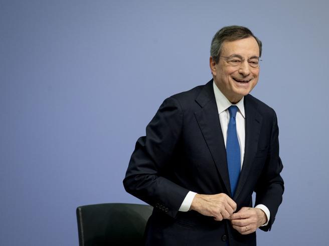 Il discorso d'addio di Mario Draghi alla Bce
