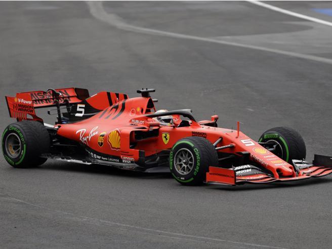 Messico: vince Hamilton davanti a Vettel, 3° Bottas, 4° Leclerc
