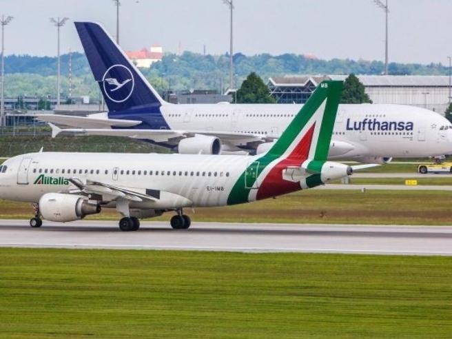 Alitalia, Lufthansa pronta a investire 200 milioni