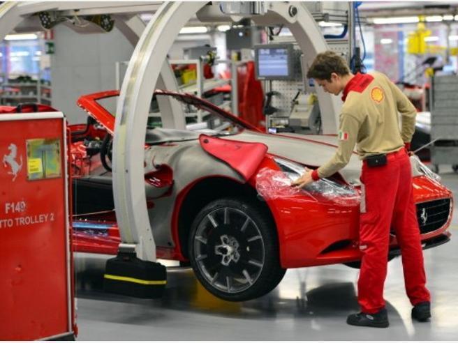 Ferrari: in terzo trimestre vetture consegnate +9,4%