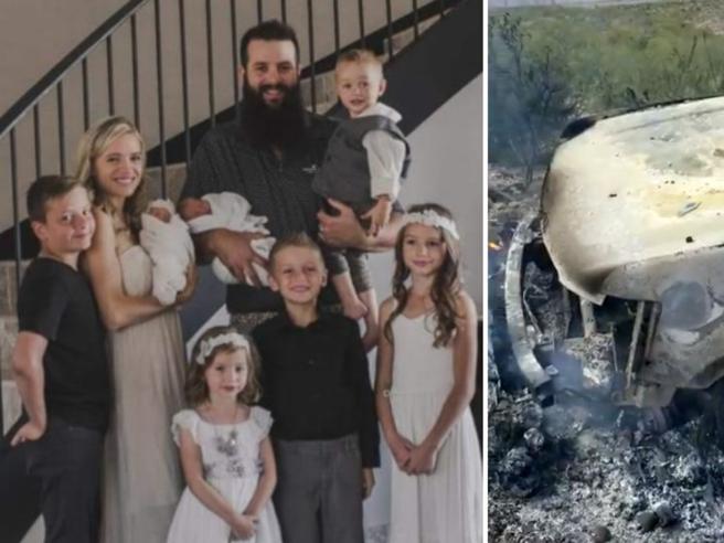 Messico: famiglia di mormoni massacrata dai narcos. 12 le vittime