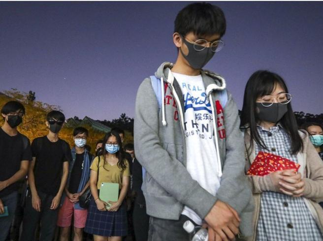 Hong Kong: morto lo studente ferito durante le proteste