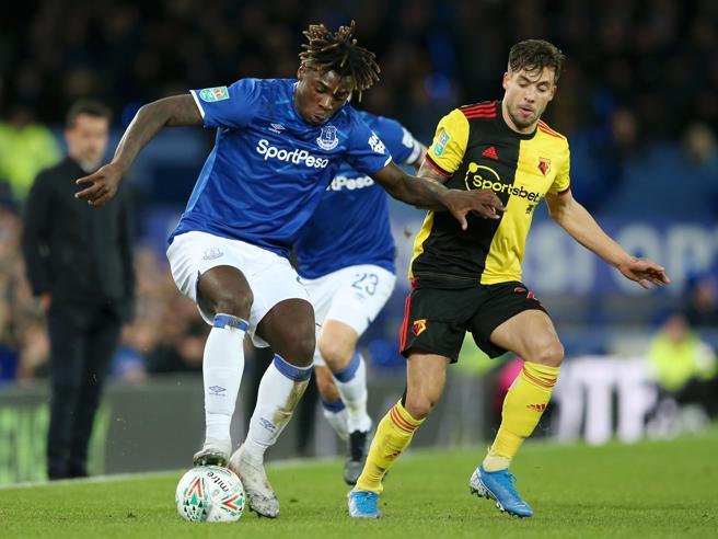 Everton e il caso Kean: va in tribuna