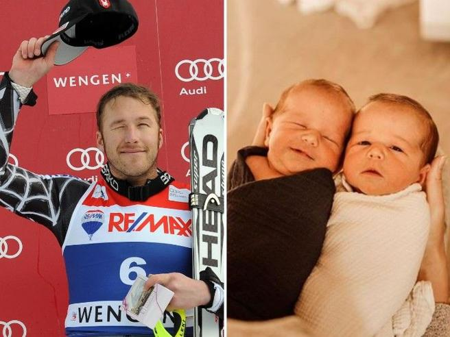 Ostetriche in ritardo, ex sciatore fa nascere i figli