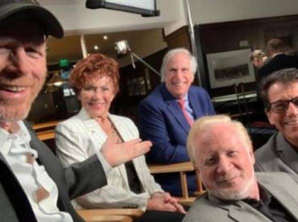 Happy Days: la foto della reunion del cast entusiasma i fan!