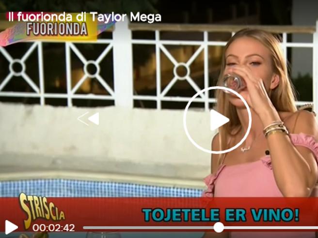 Taylor Mega svela perché si è ubriacata, la confessione:
