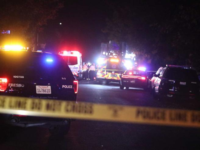 California, strage in party privato, 4 morti e diversi feriti