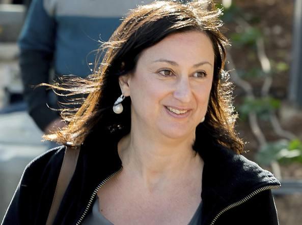 Caruana Galizia, arrestato a Malta sospetto intermediario dell'omicidio della giornalista