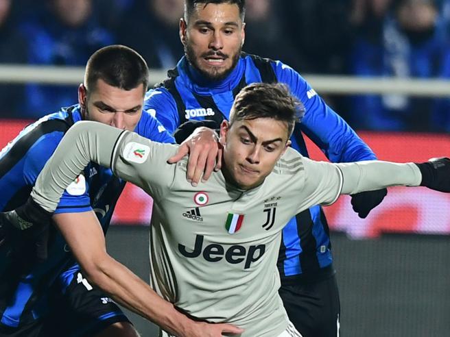 Atalanta-Juventus 1-3: Higuain e Dybala ribaltano tutto nel finale