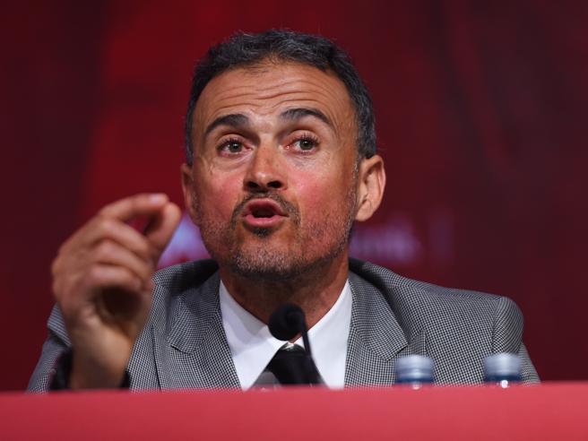 Extra Lazio - Spagna, Luis Enrique su Moreno: