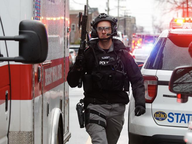 Usa: sparatoria a Jersey City, morto uno dei feriti