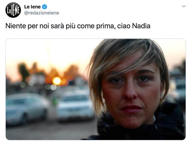 Nadia Toffa, Simona Ventura rincontra il suo cane: