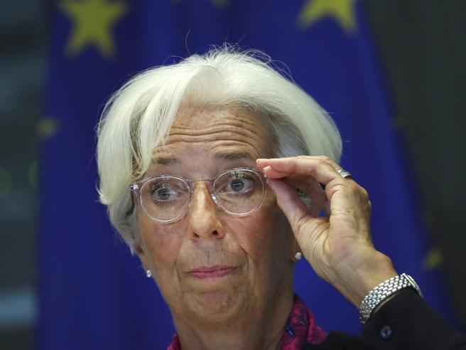 Eurozona, Lagarde: