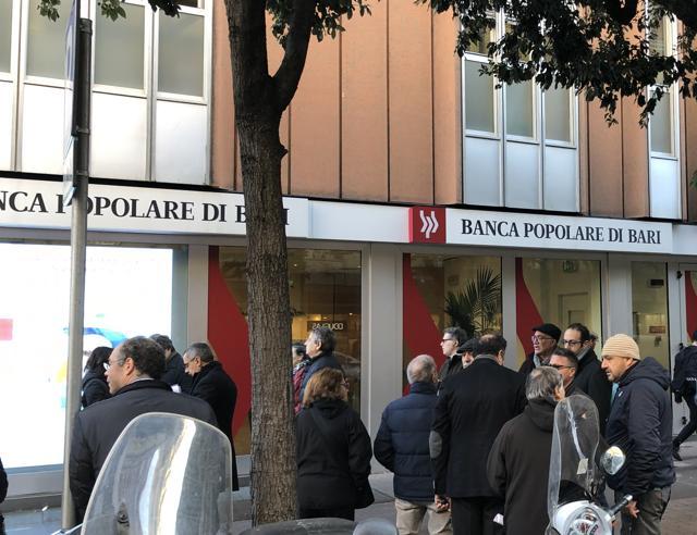 Crac Banca Popolare di Bari: in arrivo un'azione di massa