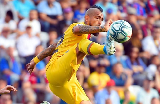 Il Barcellona risponde a Vidal: