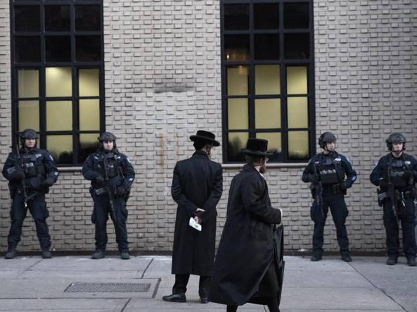 Usa: attacco a sinagoga vicino NY