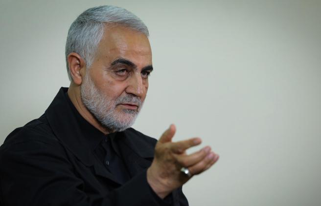 Attacco iraniano alle basi militari USA in Iraq