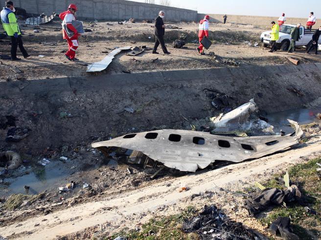 IRAN Primi arresti per l'abbattimento dell'aereo ucraino
