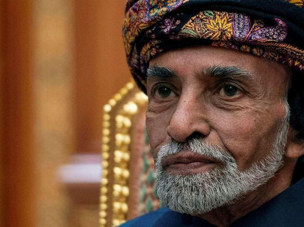 È morto il sultano dell'Oman Qaboos bin al Said