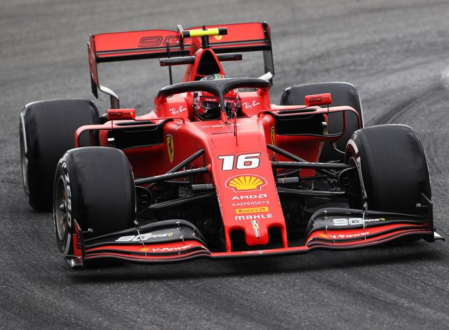 Ferrari, la presentazione della monoposto a Reggio Emilia